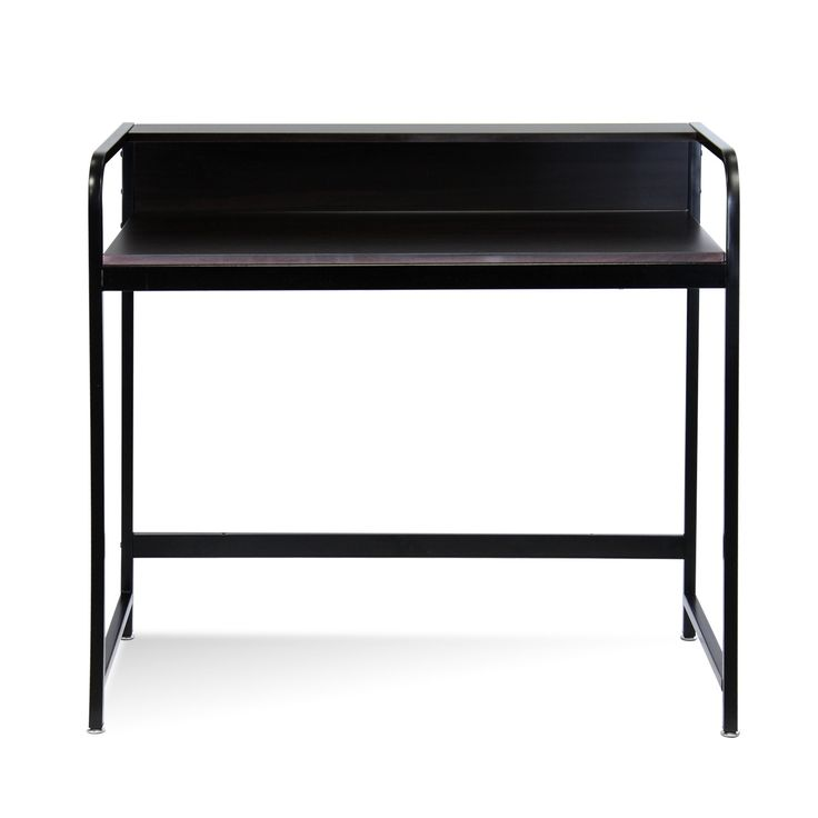Furinno Boyate Writing Desk with Top Shelf & Reviews | Wayfair