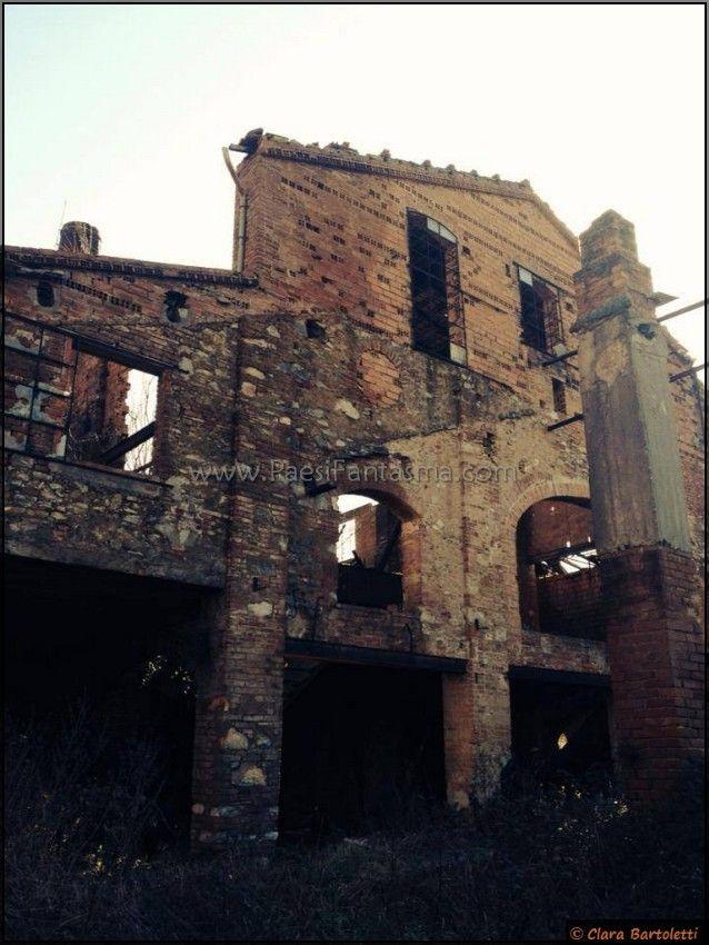 Fornacione - Luoghi Fantasma