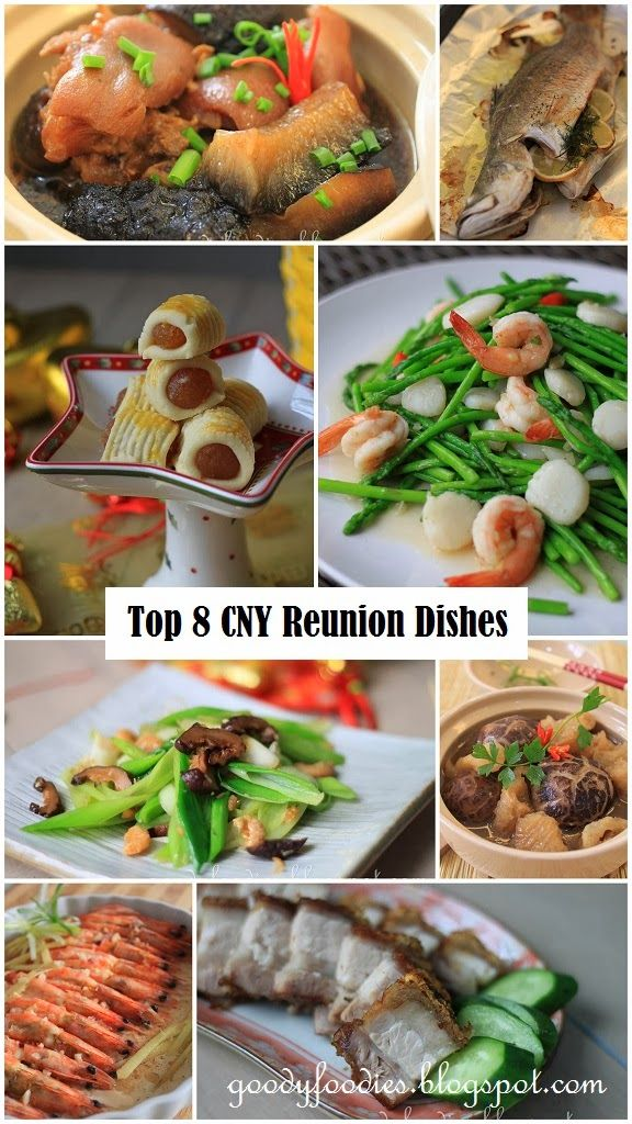 53 best cny dishes images on pinterest chinese cuisine chinese eat your heart out baby sumos top 8 chinese new year reunion dinner dishes forumfinder Choice Image