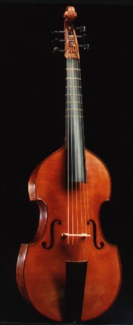 Viola da Gamba Jakob Stainer