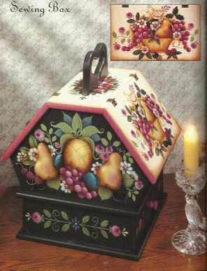 Rosemary West Decorative Painter | Heirlooms for All Seasons Vol. 1 - Rosemary West - OOP