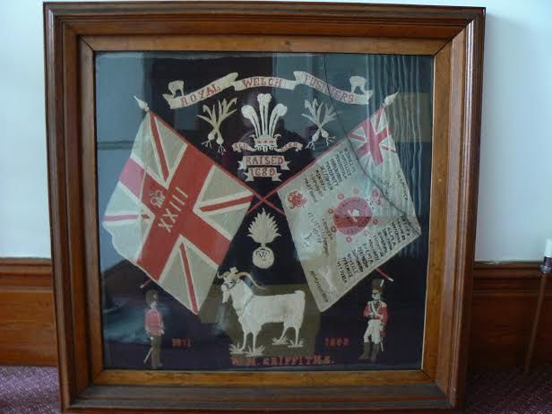 Regt Needlework by E.H.Griffiths 1911