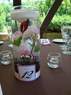 wedding betta fish centerpiece - Google Search