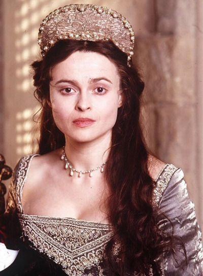 "bellatrixlestrangge: ""Helena Bonham Carter as Anne Boleyn in Henry VIII (2003) """