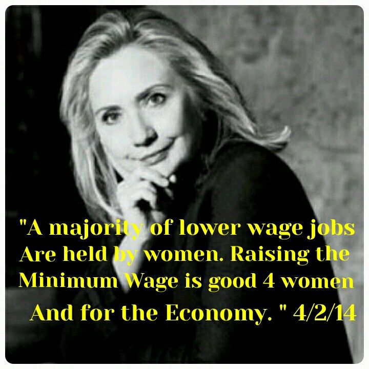 minimum wage speech Evidence shows that raising the minimum wage when unemployment is high does not harm the economy.