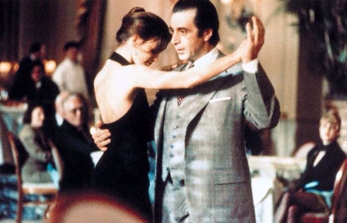 The scent of woman
