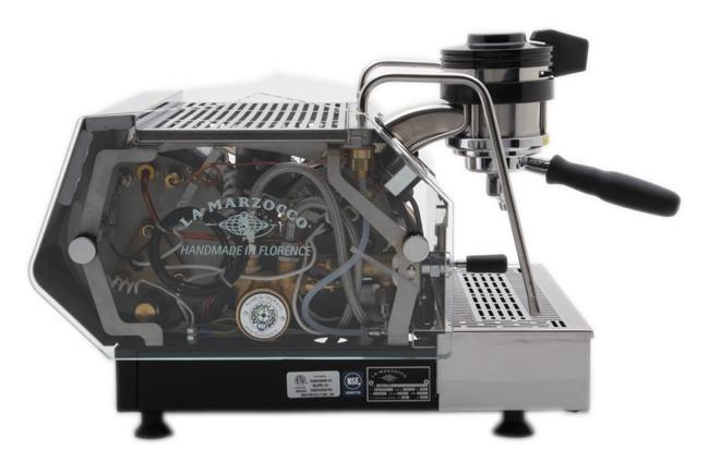 La Marzocco Espresso Maker. Holy coffee nerd porn!