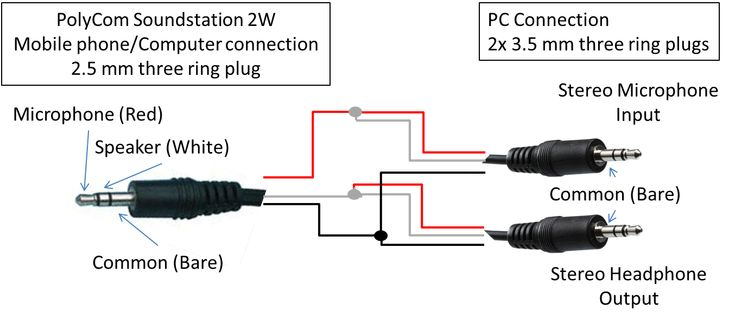 Electrical Wiring Diagrams  Stereo Headphone Output And