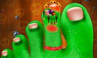 Doctor de uñas - Un juego gratis para chicas en JuegosdeChicas.com