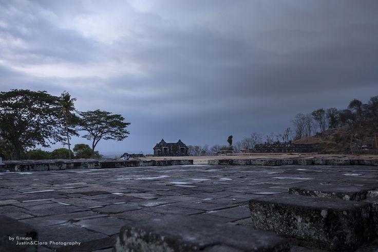 Ratu Boko Temple Landscape