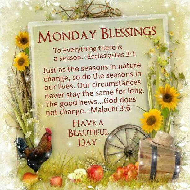 Blessed Day Quotes From The Bible: IT'S ALWAYS A BEAUTIFUL BLESSED DAY!!!