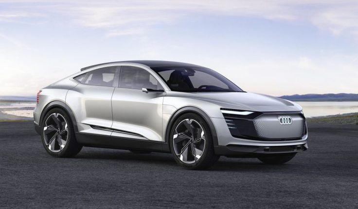 #Audi #E-Tron #Sportback #Concept - #carhavoc.