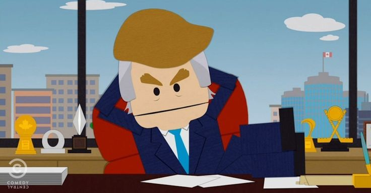 South Park's Creators Have Given Up on Satirizing Donald Trump ...