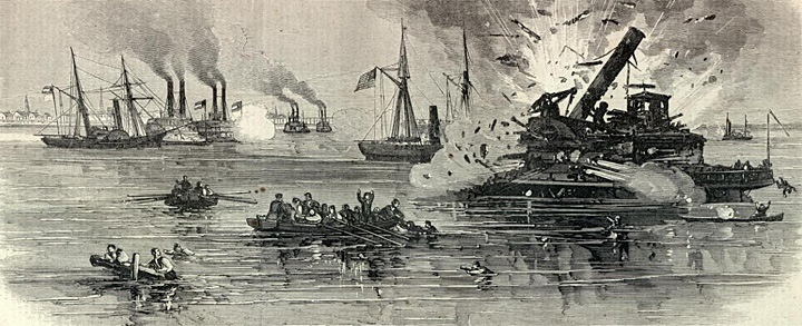Lectures about Galveston history: yellow fever epidemic, the Battle of Galveston, Juneteenth, Civil War blockade runners