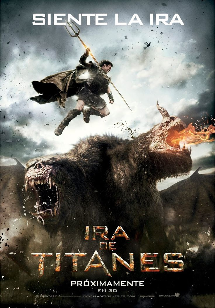 2012 / Ira de titanes - Wrath of the titans