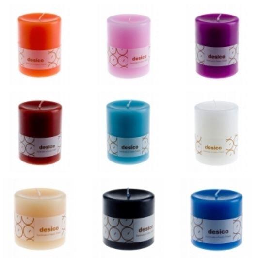 Desico+kynttilät