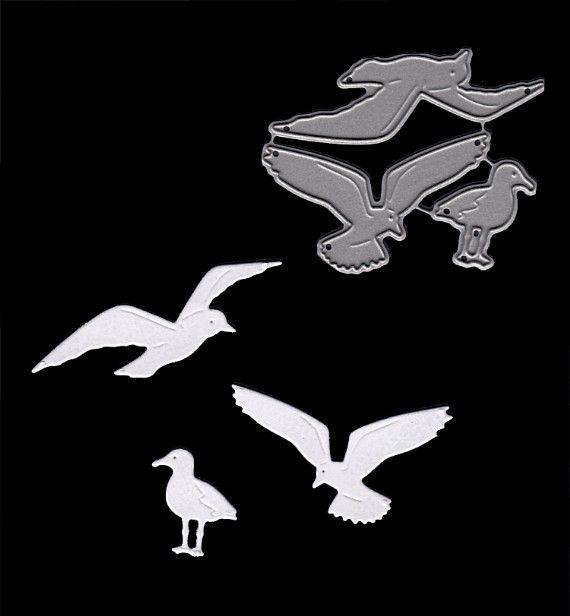Signature Dies - Seagulls SD232 to enlarge