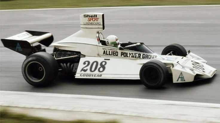 Lella Lombardi Brabham BT44B GP Great Britain 1976 (Brands Hatch)