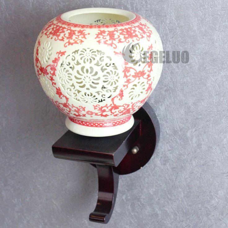 Китайский стиль бра керамические лампы бра ордовика китайский стиль керамики настенные светильники