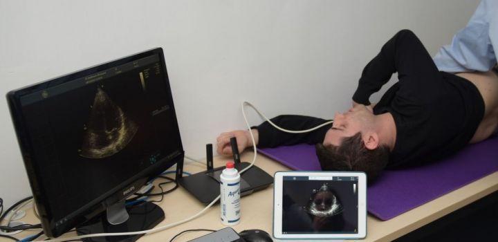 Startup israelense cria ultrassom portátil