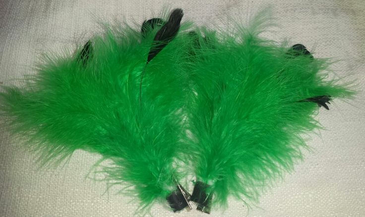 Clip on Feathers