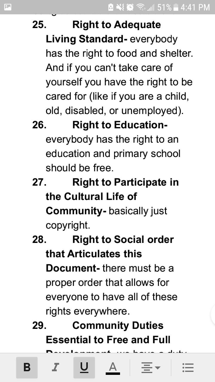 Know Your 30 Basic Human Rights 8 9 Right To Education Burned Quotes Human Rights