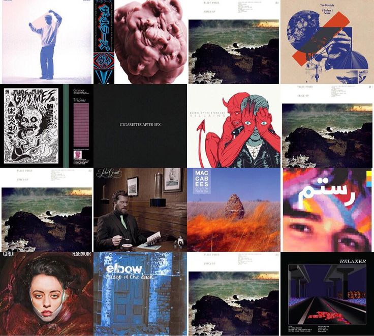 Here's my #weekinmusic. Kicking off with a new discovery TORO Y MOI with 'Girl Like You'. It's a lush electronic groove with chill written all over it. Need to check out his back catalogue. THE HORRORS have me excited for their new stuff with a new cut called 'Machine'. Perfect blend of the shoe gaze from their last two records and the ferocity of their early material and live shows. Never really been fully into FLEET FOXES but that could be changing with their new album 'Crack Up'. It's…