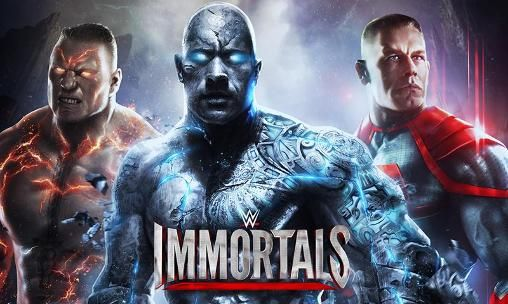Take your favorite WWE Superstars out of the ring and into the supernatural world of WWE IMMORTALS v1.3.1 apk