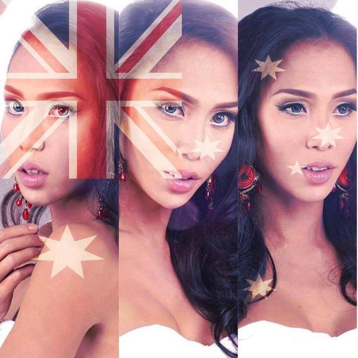 Serinna Rivera - CONTESTANT: Miss Transsexual Australia 2017