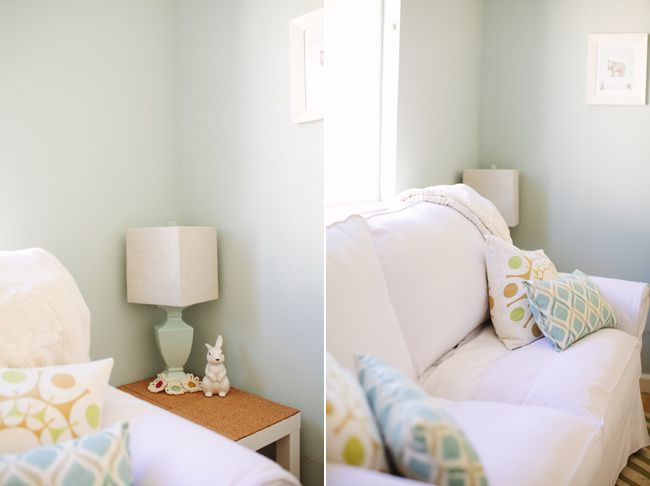 Benjamin Moore Quiet Moments Color