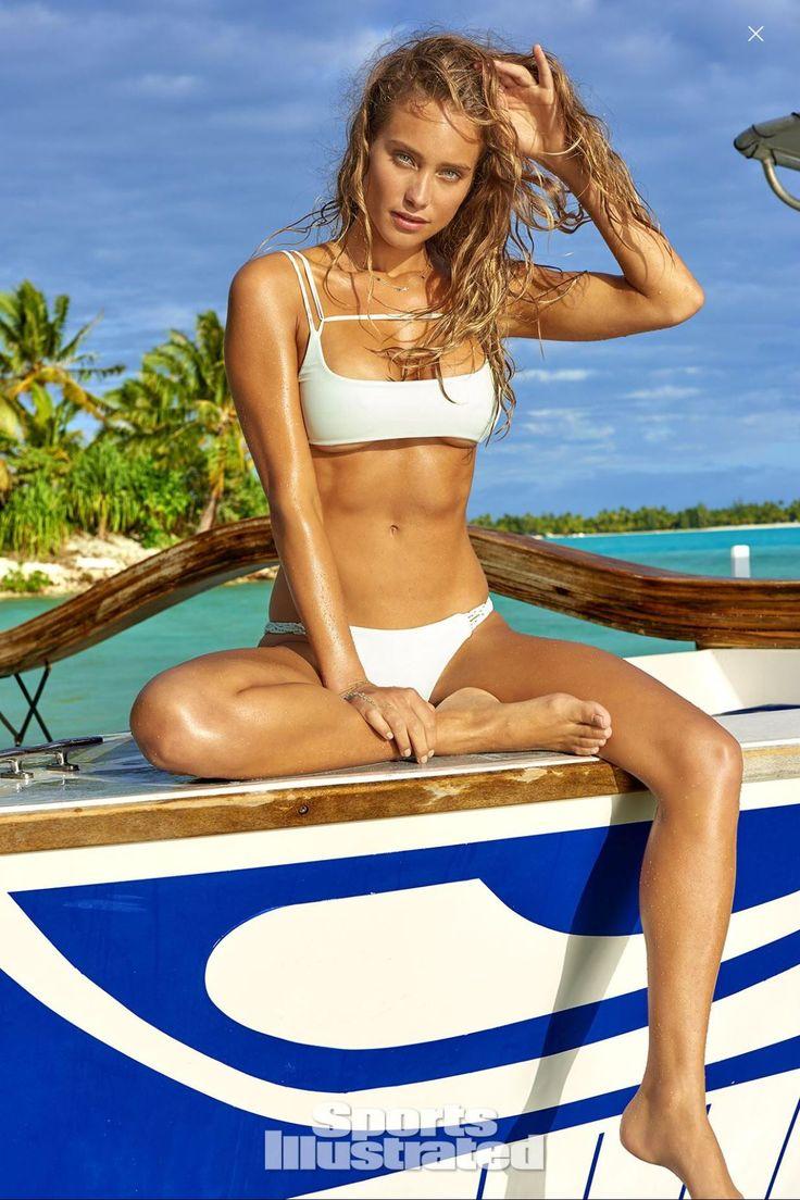 Hannah Davis | Swimming with Sports Illustrated | Pinterest | Hannah ...