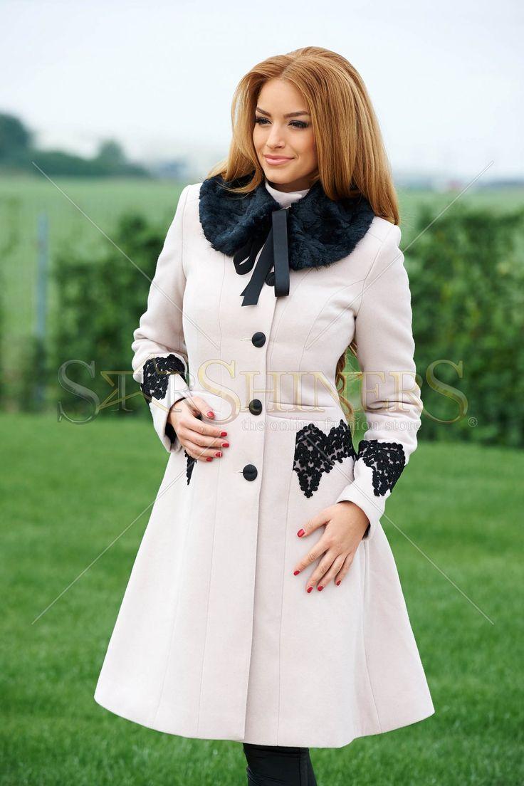 LaDonna Best Impulse Cream Coat