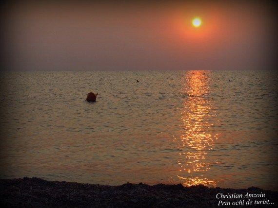 sunrise from Vama Veche