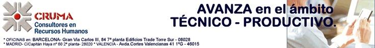 Oferta de EMPLEO para PRODUCT DEVELOPER & TECHNICAL MARKET  Empresa perteneciente a importante grupo multinacional fabricante de compuestos plásticos dirigidos hacia aplicaciones finales en los ámbitos de la automoción, construcción, sector eléctrico, médico, embalaje e industria de bienes de equipo, ha encomendado a CRUMA la selección e incorporación para su centro en Zona Vallés de un/a:  PRODUCT DEVELOPER & TECHNICAL MARKET