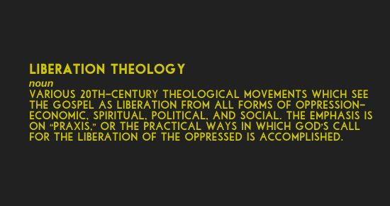 What is Liberation Theology? | Liberation theology is meant to negate the…