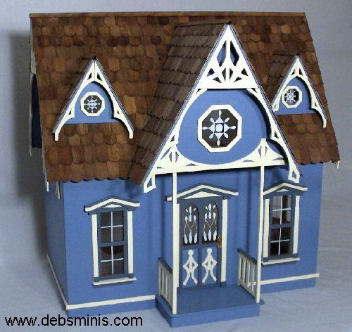 Dollhouse Miniatures Texas: Orchid Dollhouses On Pinterest