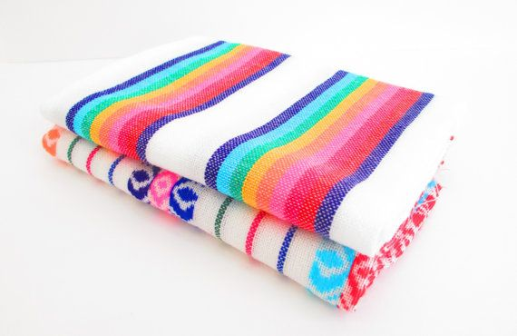 Mexican fabric - loooove!