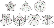 Penrose tiling - Wikipedia, the free encyclopedia