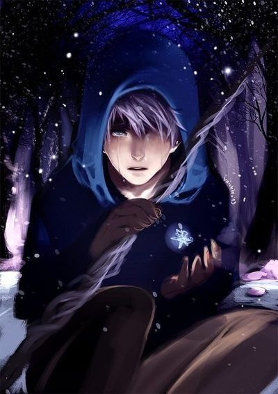 "Who i am? by yaichino.deviantart.com on @DeviantArt - Jack Frost from ""Rise of the Guardians"""