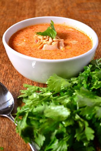 Thai Red Fish Curry Recipe on Yummly