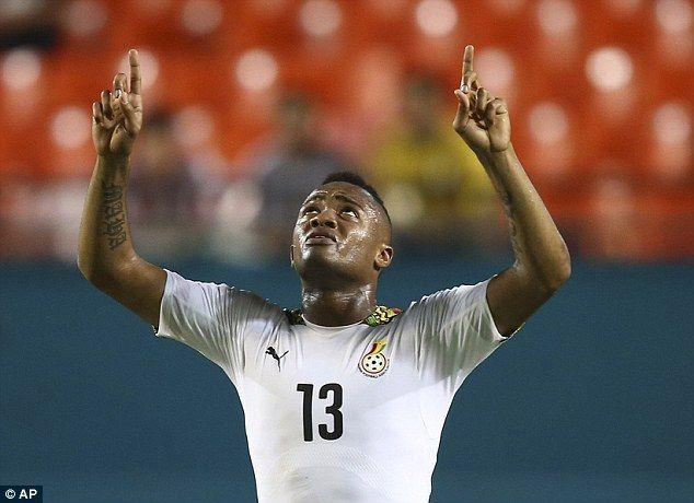Ghana News - Watch Goals:Jordan Ayew's hat-trick against Korea
