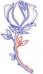 como dibujar rosas realistas paso a paso - Buscar con Google