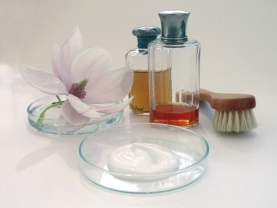 Pflegende Gesichtscreme - Naturprodukte zum Selbermachen