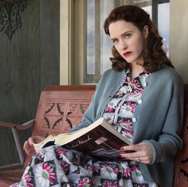 15. Abby (Rachel Brosnahan) on Manhattan (WGN)