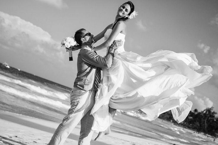 Особенности свадебной фотосессии в Доминиканской республике