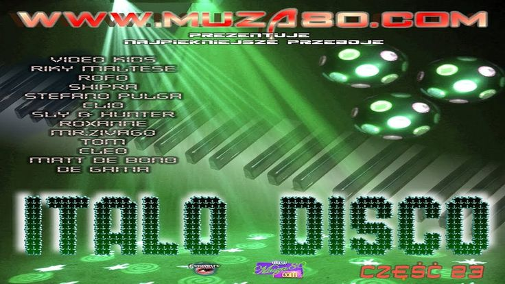 Italo Disco 80's v.23