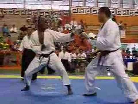 Lyoto Machida - Karate