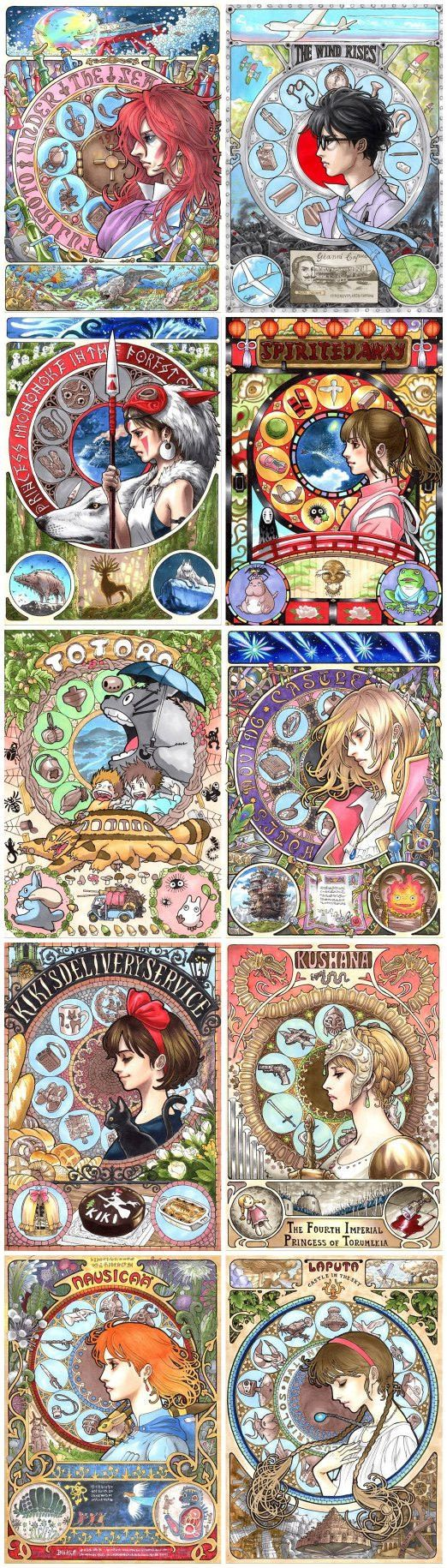 37 besten Studio Ghibli Bilder auf Pinterest   Totoro, Drawing und ...