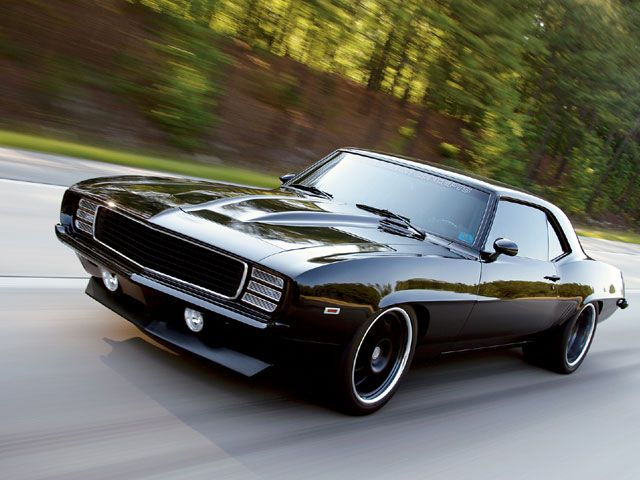 `69 Chevy Camero RS