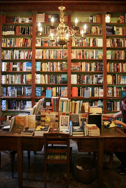 Faulkner House Books by Danielle Bauer, via Flickr